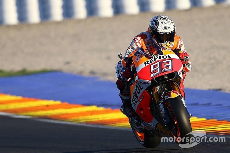 """Márquez: """"Yo hice mis deberes en la pista, este invierno le toca a Honda"""""""
