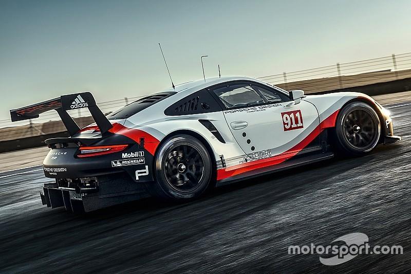 Porsche представив середньомоторний 911 RSR для серій WEC та IMSA