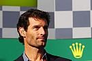 La emotiva carta de Webber al Webber de hace 15 años antes de su retiro