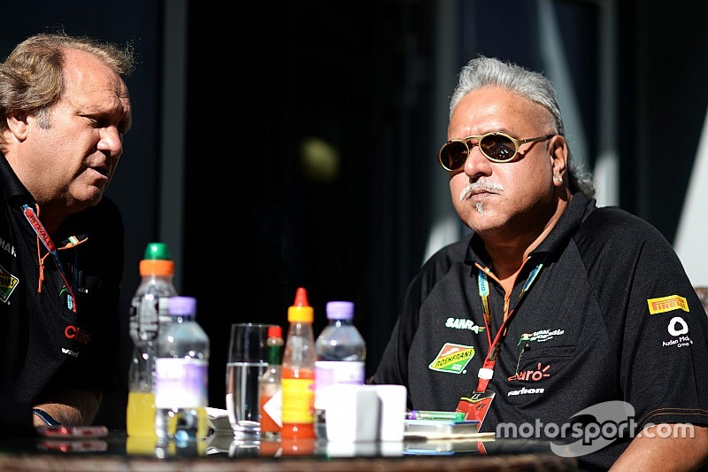 """Force India, """"Un gran resultado"""" ser cuarto en F1"""