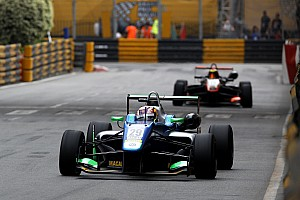 F3 Gara Antonio Felix Da Costa si impone nella Qualifying Race di Macao