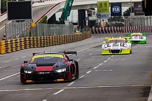 GT Ergebnisse GT in Macau: Die Startaufstellung zum Weltcup-Rennen in Bildern