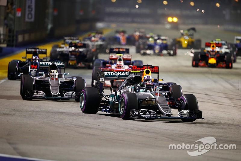 Ecclestone diz que Cingapura não quer mais sediar GP
