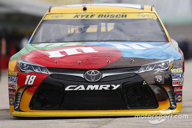 Toyota obtiene su primer título de fabricante en NASCAR