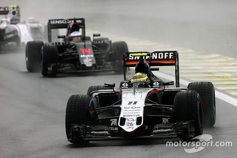 """Force India: terminar em quarto seria """"feito memorável"""""""