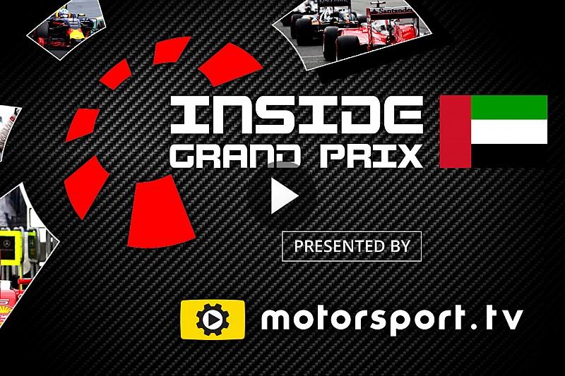 Vorschau: Inside Grand Prix Abu Dhabi 2016