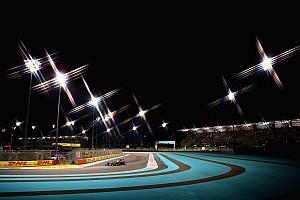 Fórmula 1 Previo Sin lluvia para Abu Dhabi...pero con polvo