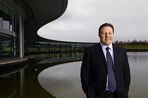 Fórmula 1 Entrevista Novo diretor da McLaren diz que irá inovar em função