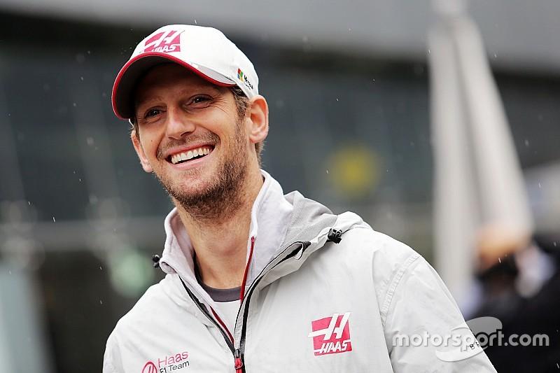 Para Grosjean, Haas deve buscar sétimo lugar em 2017