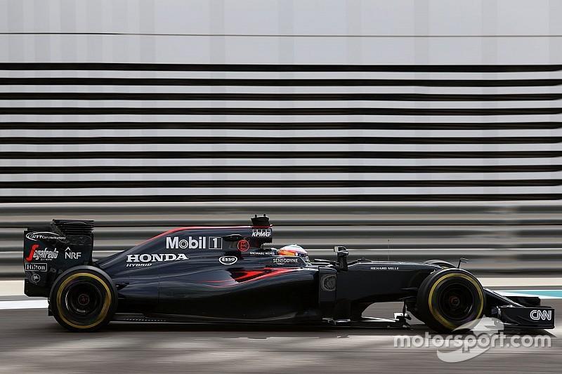 Браун: McLaren не матиме титульного спонсора до 2018-го