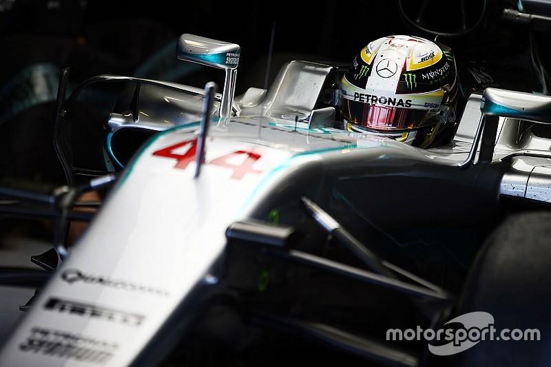 F1阿布扎比大奖赛FP2:汉密尔顿0.079秒力压罗斯伯格蝉联第一