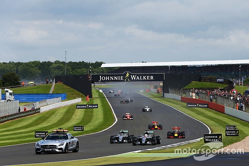 F1-teams akkoord met staande herstart na Safety Car