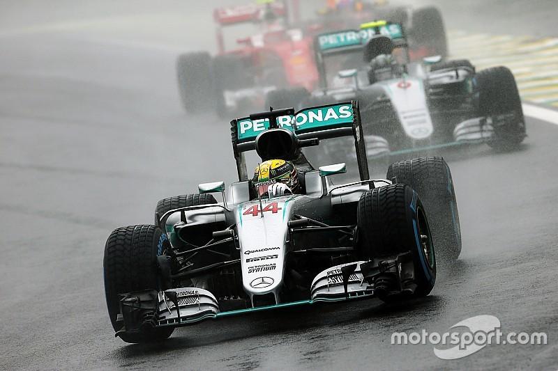 Pirelli se plantea crear dos compuestos de lluvia extrema