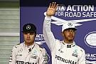 Hamilton se impone a Rosberg y logra su pole 61