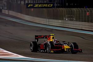 FIA F2 Jelentés a versenyről Abu Dhabi GP2: Gasly a bajnok, Lynn nyerte a futamot