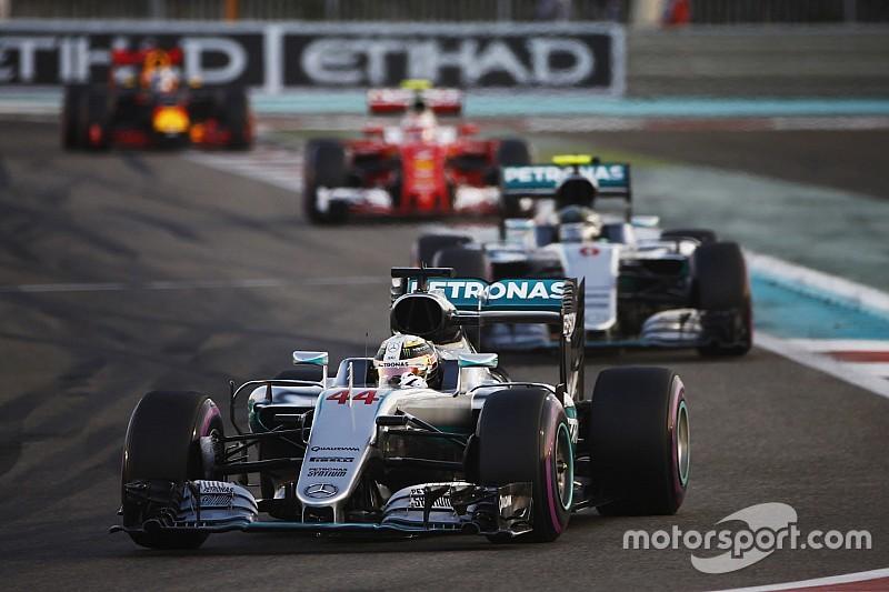 Mercedes bei Hamiltons Bummeltaktik im F1-Finale zwiegespalten