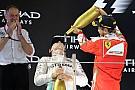 """Vettel se desculpa com Rosberg: """"não queria ser um problema"""""""