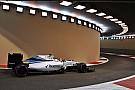 Williams piensa que la superficie de Yas Marina dañó a Bottas