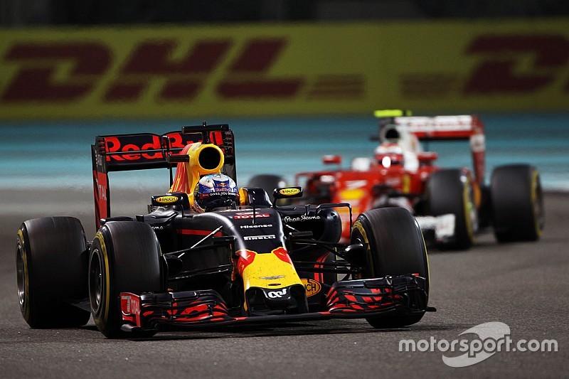 В Red Bull не верили, что Риккардо хватит одного пит-стопа