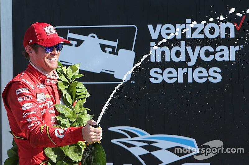 """Діксон може провести в IndyCar ще """"чотири, п'ять чи шість"""" років"""
