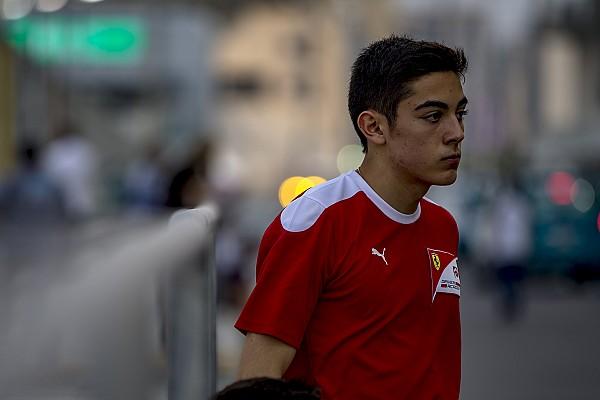Ferrari'nin genç pilotu Alesi GP3'de yarışmaya devam edecek