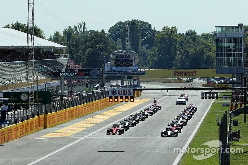 Monza tekent nieuw contract voor Grand Prix van Italië