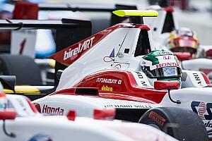 GP3 Отчет о тестах Фукузуми показал лучшее время в первый день тестов GP3