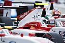 GP3 Фукузуми показал лучшее время в первый день тестов GP3