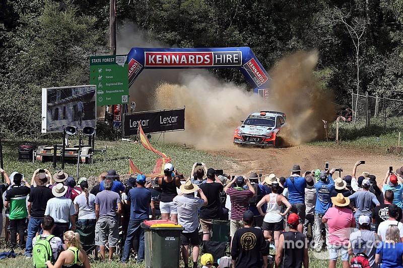В WRC с 2017 года изменится порядок старта участников
