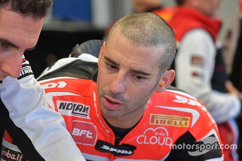 Melandri tak sabar geber Ducati WorldSBK