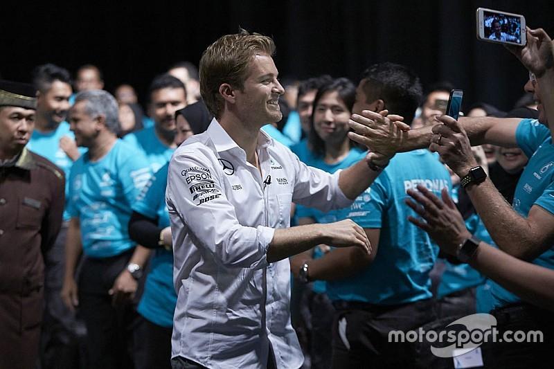 Az FIA elnöke nagyon büszke Rosbergre, aki lenyűgöző bajnok