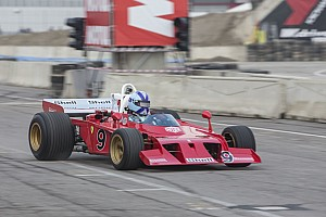 Автомобілі Топ список Галерея: «снігоочисник» Ferrari разом з іншими історичними машинами Ф1