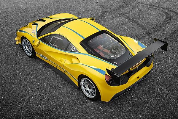 Ferrari Feature Bildergalerie: Der neue Ferrari 488 Challenge