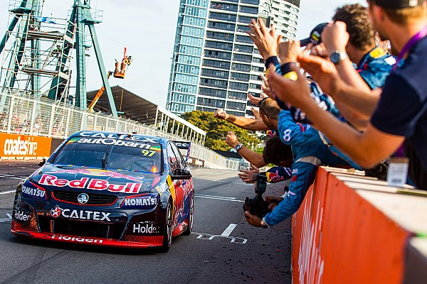 Supercars Supercars-Champion Shane van Gisbergen gewinnt Saisonfinale in Sydney