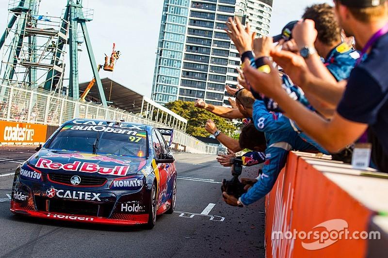 Supercars-Champion Shane van Gisbergen gewinnt Saisonfinale in Sydney