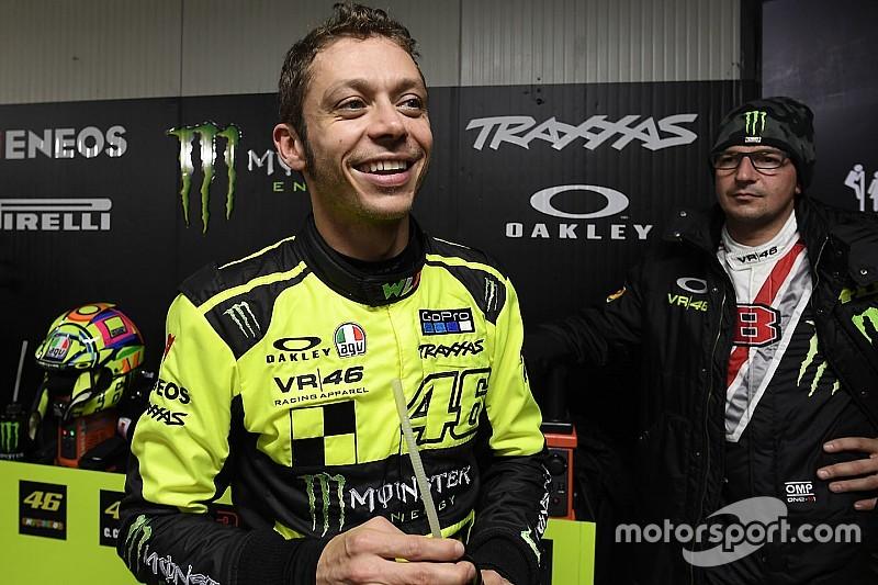 Россі: Я б не відмовився від тестів у Mercedes
