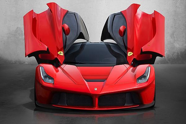 Automotive 500th LaFerrari hits $7million in Daytona charity auction