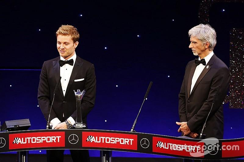 Росберг та Хемілтон отримали нагороди Autosport Awards