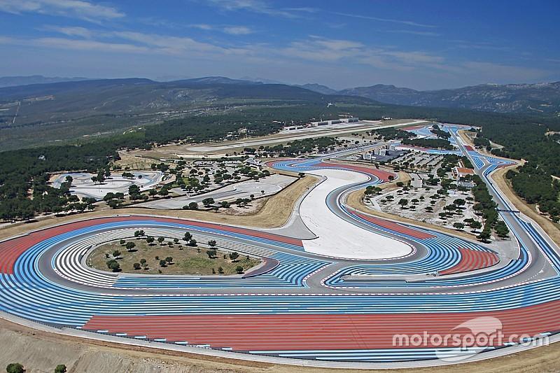 Paul Ricard albergará el GP de Francia de F1 en 2018