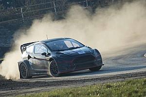 WK Rallycross Nieuws Alex Wurz legt eerste test af in het rallycross