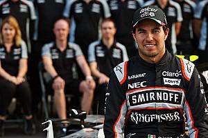 F1 Noticias de última hora Sergio Pérez se autodescarta para Mercedes: no dejará Force India