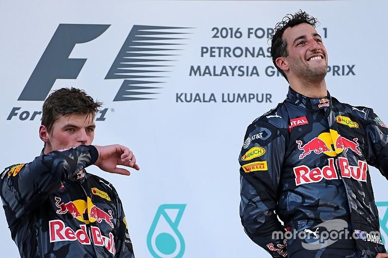 """Ricciardo: """"Verstappen-hype kan goed voor mij uitpakken"""""""