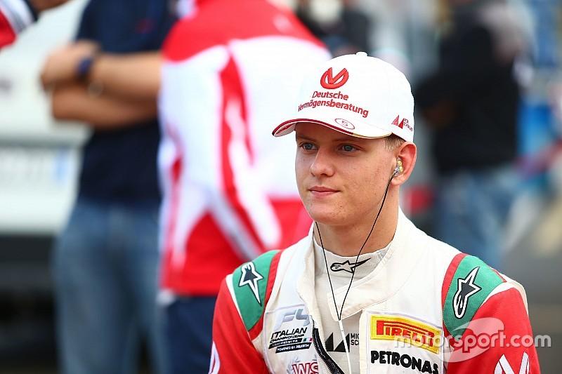 德利赛车队:米克·舒马赫已为F3做好准备