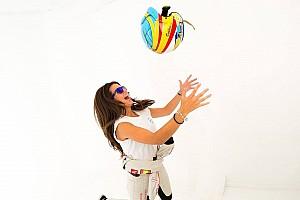 Cristina Gutiérrez, la piloto que se inspira en Alonso para hacer historia