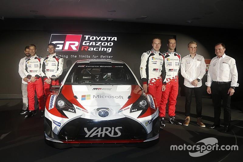 Латвала стал пилотом раллийной команды Toyota