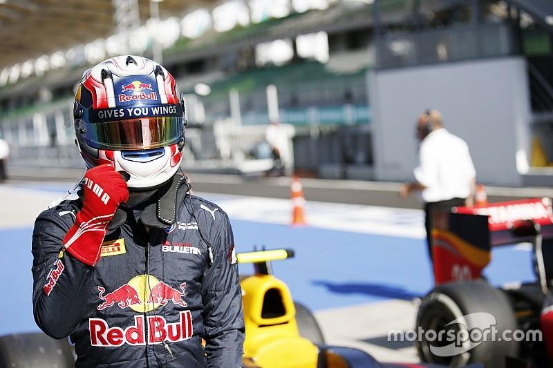 Red Bull negocia con Honda para llevar a Gasly a la Super Fórmula