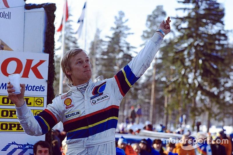 Leyenda de WRC, emocionado por llegada de Ogier a M-Sport