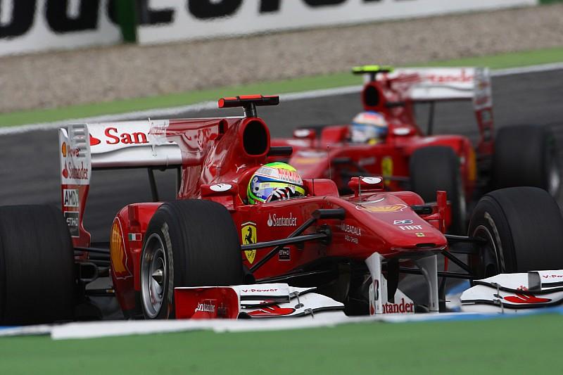 Smedley: caso de ordem de equipe na Ferrari mudou Massa