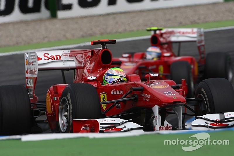 Смедлі: Наказ «Фернандо швидше за тебе» змінив Массу