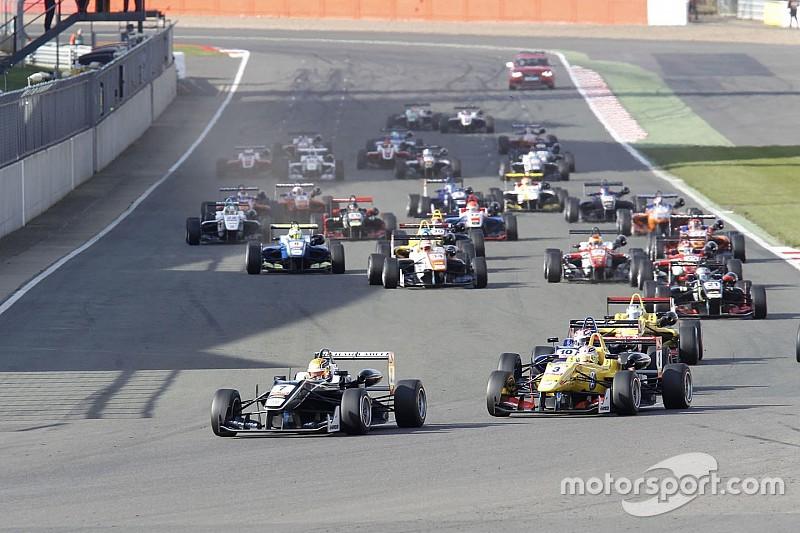 F3欧锦赛公布2017赛历,银石确定回归